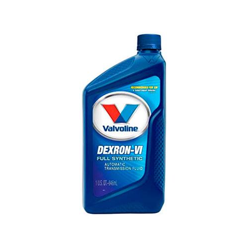 Atf Dexron Vi Synthetic  U2013 Lubricantes Y Accesorios Valvoline